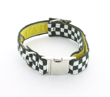 Load image into Gallery viewer, Checkmate Dog Collar