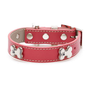 Bone Bling Collar