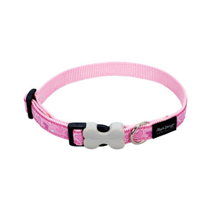 Red Dingo Breezy Love Dog Collar
