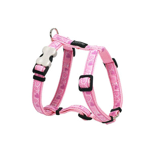 Red Dingo Breezy Love Dog Harness