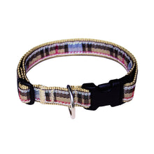 Load image into Gallery viewer, Bobby British Collection Nylon Dog Collars