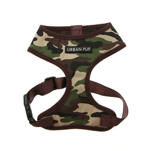 Urbanpup Camouflage Harness