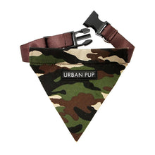 Load image into Gallery viewer, Urbanpup Camouflage Bandana