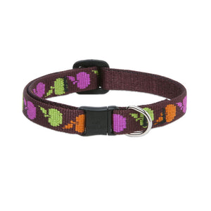 Lupine Candy Apple Cat Collar