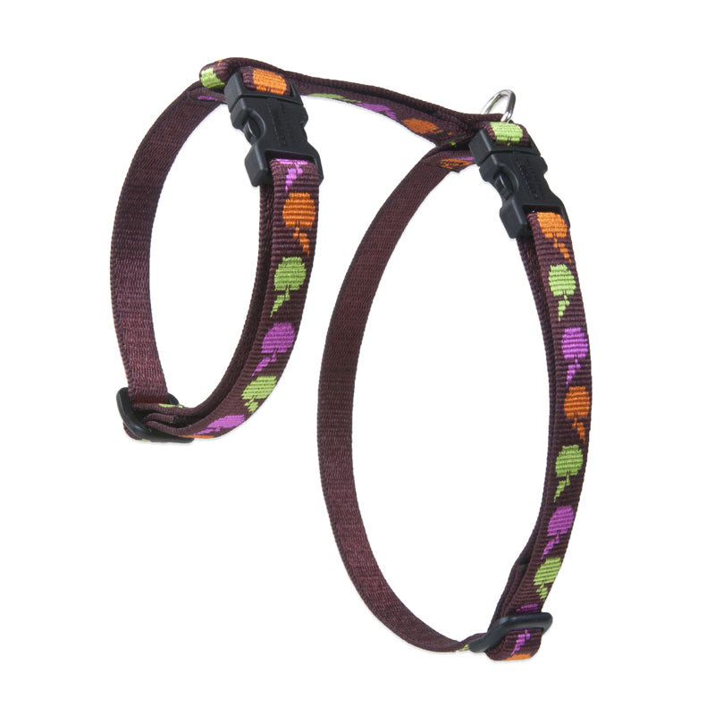 Candy Apple H-Style Cat Harness