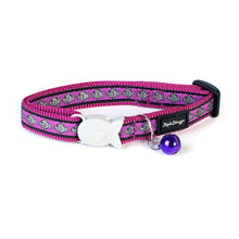 Load image into Gallery viewer, Red Dingo Reflective Cat Collar