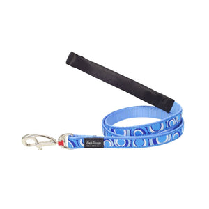 Red Dingo Circadelic Dog Leads