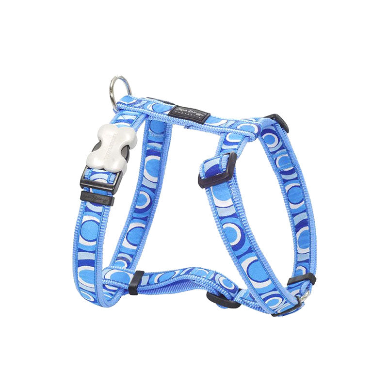Red Dingo Circadelic Dog Harness