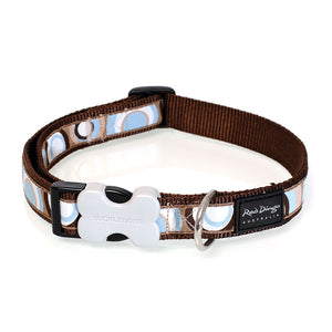 Red Dingo Circadelic Dog Collar