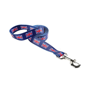 Yellow Dog Design English Flag Dog Lead