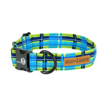Load image into Gallery viewer, Dublin Dog Hamptons Montauk Eco Lucks Dog Collar
