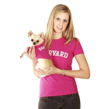 Load image into Gallery viewer, Legally Blonde ''HARVARD'' Dog T-Shirt