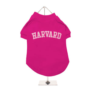 Legally Blonde ''HARVARD'' Dog T-Shirt
