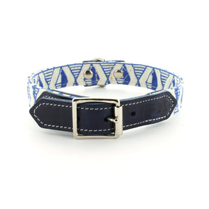 Hiro & Wolf Dog Collar