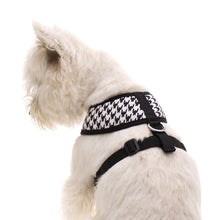 Load image into Gallery viewer, Houndstooth Dog Harness