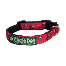 Load image into Gallery viewer, Icon Plastic Skinny Width Dog Collar