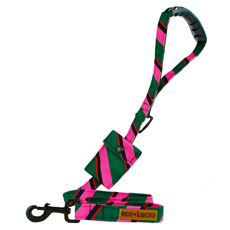 Dublin Dog Ivy League Socialite Eco Lucks Dog Lead