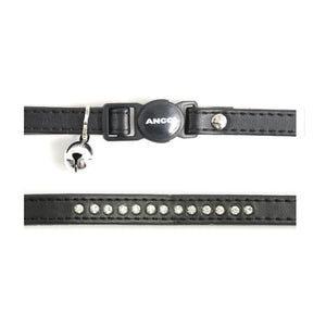 Deluxe Jewel Safety Buckle Cat Collar