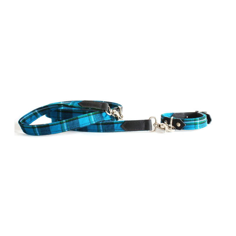 Blue Masai Cafe Dog Lead