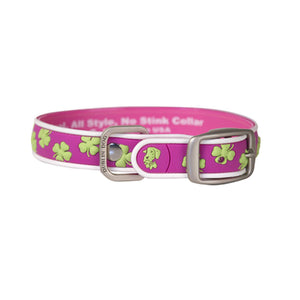 Dublin Dog All Style No Stink Waterproof Dog Collar Lots O Luck Limerick