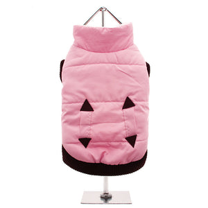 Pink Quilted Bodywarmer