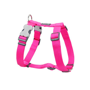 Red Dingo Plain Dog Harness