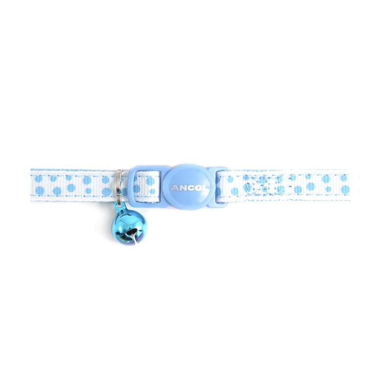 Dotty Safety Buckle Cat Collar