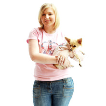 Load image into Gallery viewer, Royal Crown GlamourGlitz Dog T-Shirt