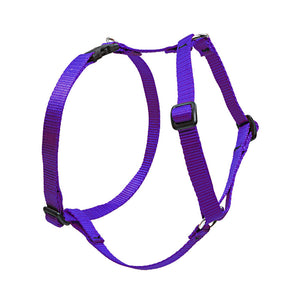 Lupine Solid Colours Roman Harness
