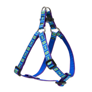 Sea Glass Step In Harness