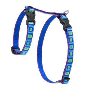 Sea Glass H-Style Cat Harness