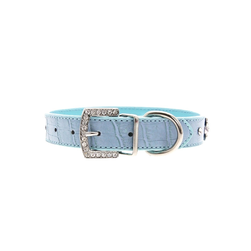 Skull & Crossbones Diamante Collar