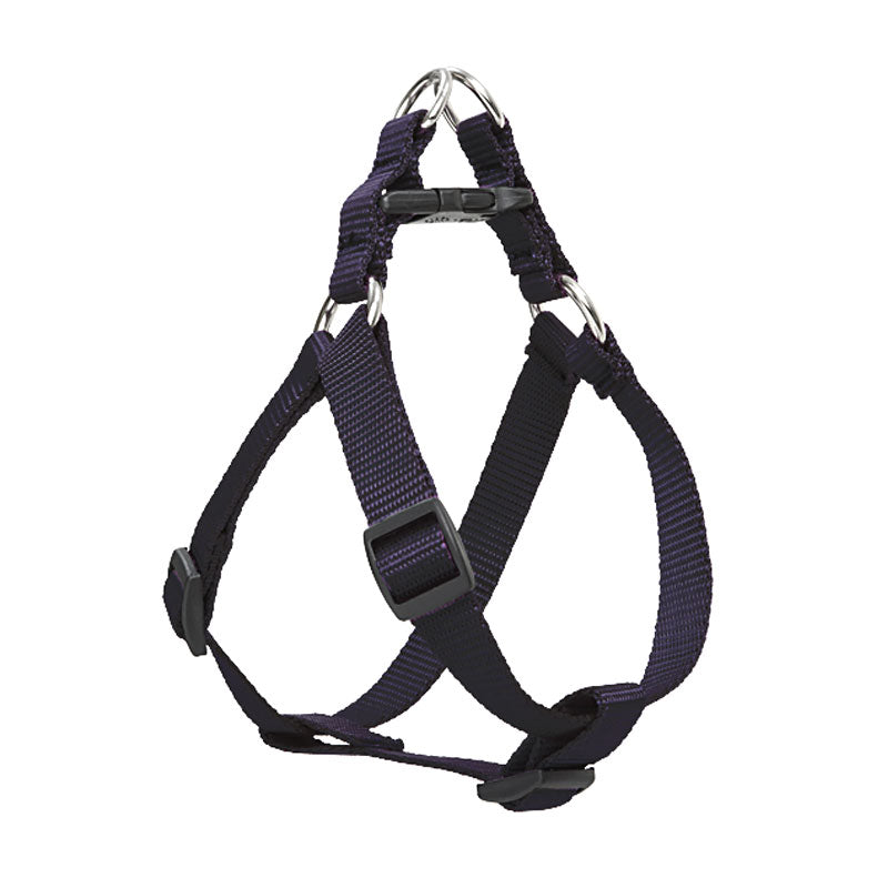 Lupine Solid Colours Step In Harness