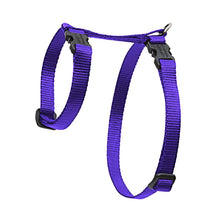 Load image into Gallery viewer, Lupine Solid Colour H-Style Cat Harness