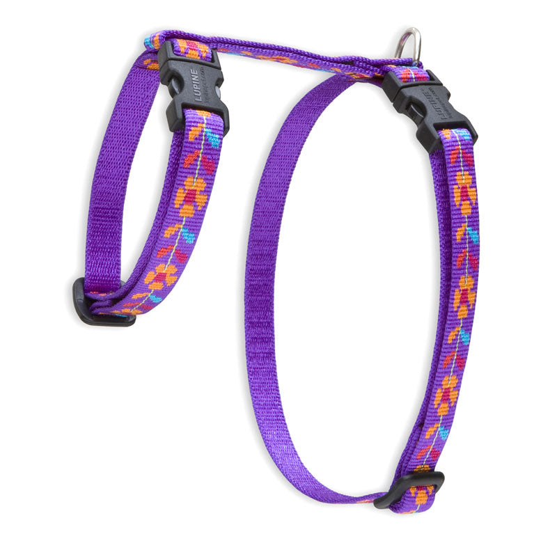 Spring Fling H-Style Cat Harness