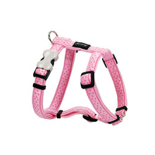 Load image into Gallery viewer, Red Dingo Love Sprinkles Pink Dog Harness