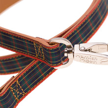 Load image into Gallery viewer, Tartan Leash Blue