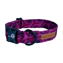 Load image into Gallery viewer, Dublin Dog Gravity Thunder Cloud Eco Lucks Dog Collar