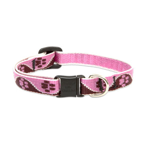 Lupine Tickled Pink Cat Collar