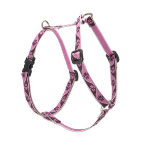 Tickled Pink Roman Harness