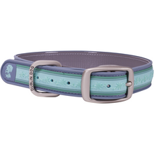 Load image into Gallery viewer, Dublin Dog All Style No Stink Wild Flower Water Lily Waterproof Dog Collar