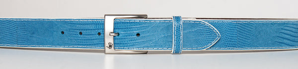 Women's Custom Lizard Belt