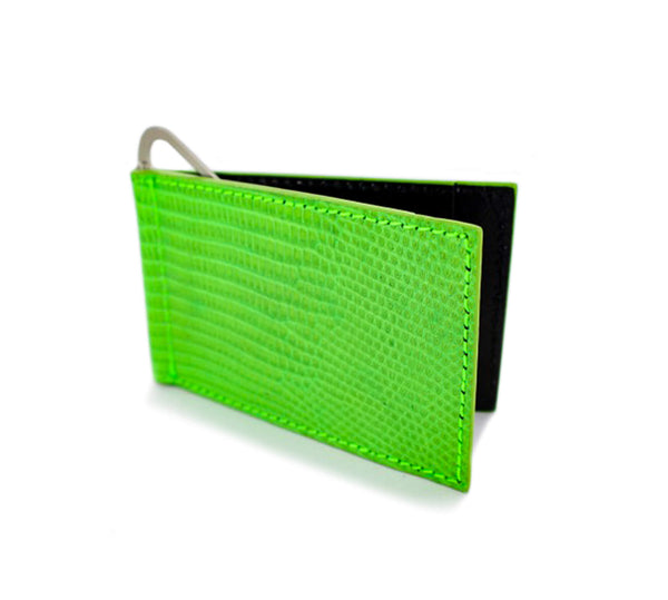 Lime Lizard Cash Cover