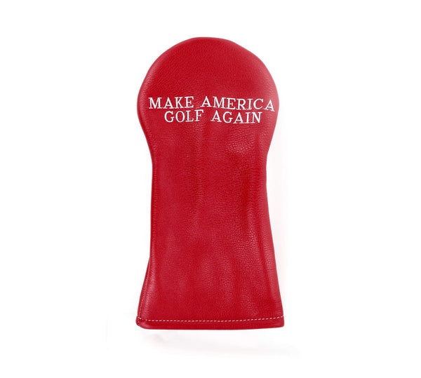 """Make America Golf Again"" Driver Head Cover"