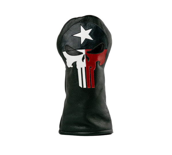 Texas Punisher Driver Head Cover