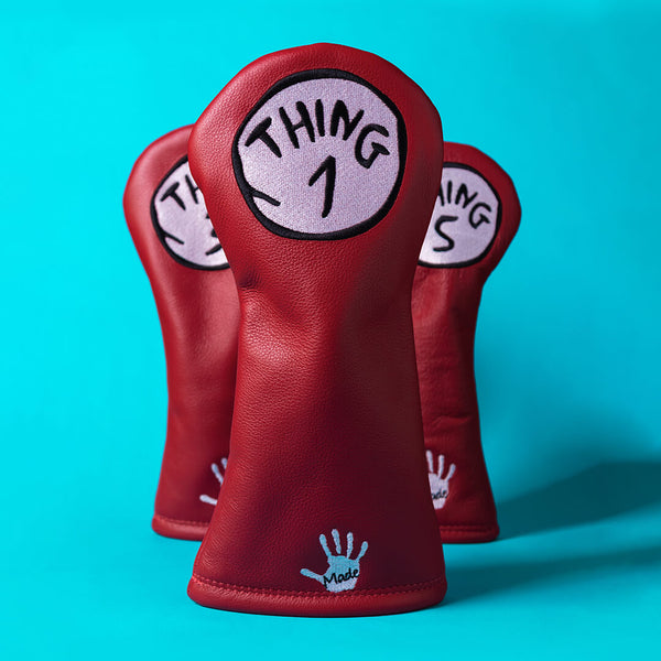 """Thing"" Head Covers"