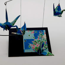 Load image into Gallery viewer, Desktop Crane Mobile - Light Blue