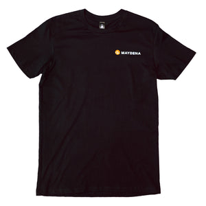 MBP Women's Corp Tee - Black