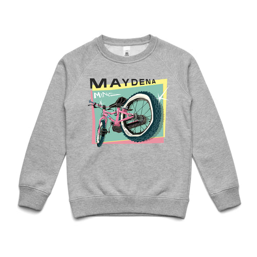 Maydena Minis Crew Neck [SECONDS]