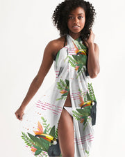 Tropical Toucan Swimsuit Cover Up